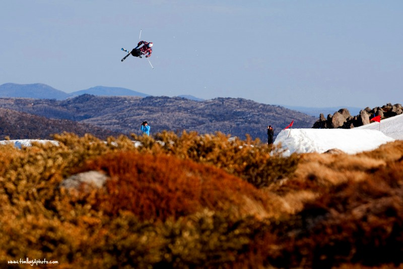 Salomon team rider Jordan Houghton in 2009