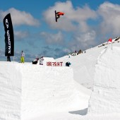 2010 Snowboard Champion, Clint Allan. Photo Darren Teasdale.